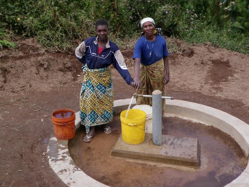Water and Sanitation Engineer, Tanzania