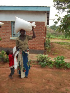 Malawi Food Distribution