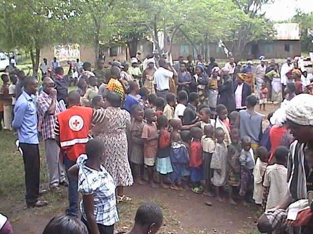 Uganda 2013 Kasese floods