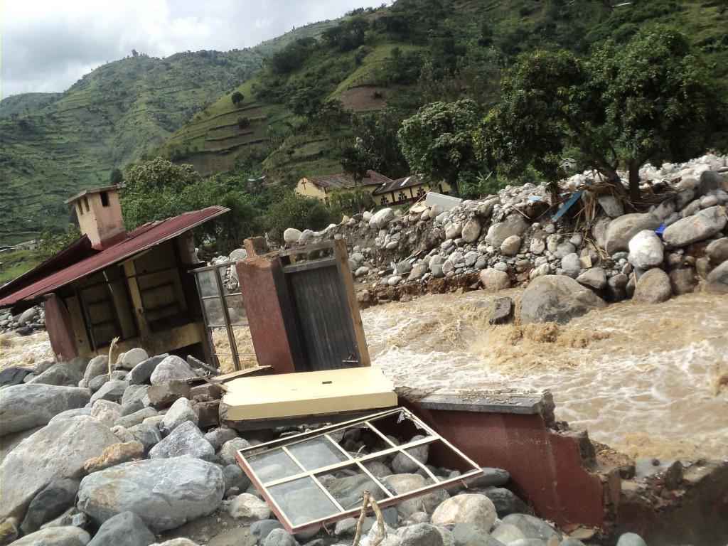 Uganda 2013 Kasese Flood