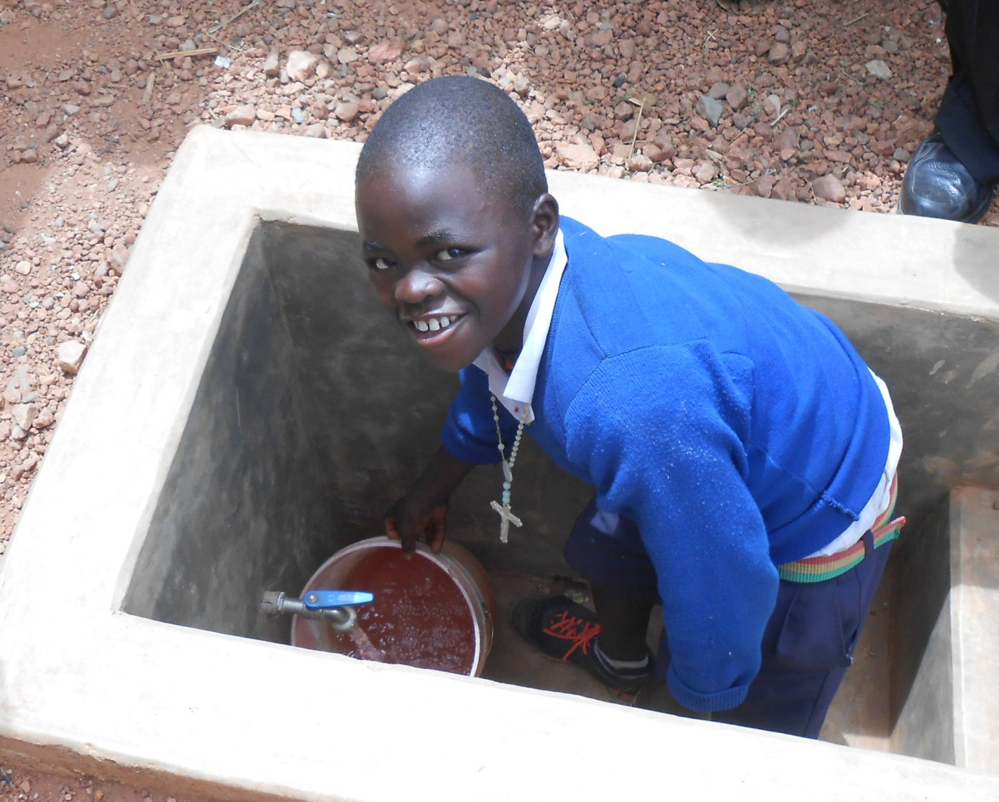 Tanzania Schools Water, Sanitation and Hygiene (WaSH) project