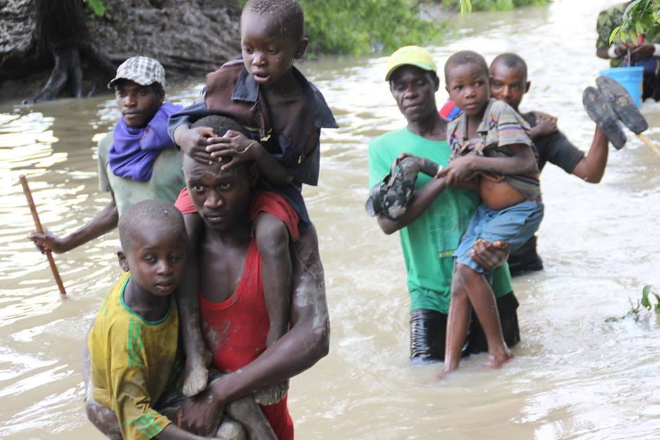 Help for the Victims of Pawaga Flooding