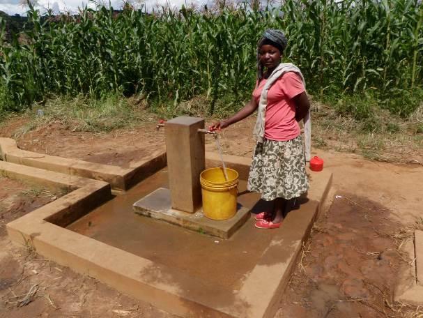 Lupembelwasenga village, Tanzania