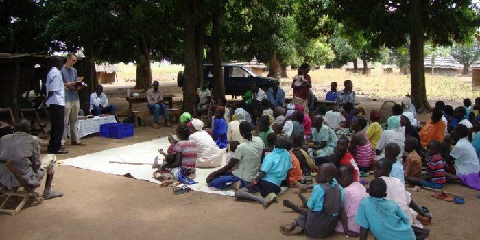 Uganda Community Health Empowerment (CHE) Project