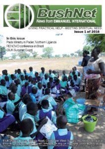 BushNet Issue 1 of 2016