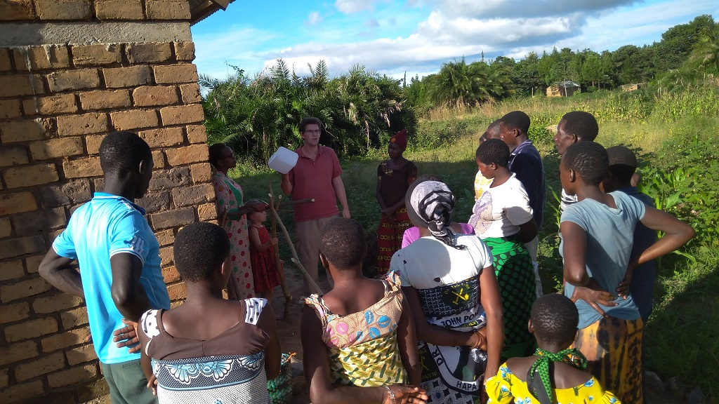 Tanzania Kome Island Health Project