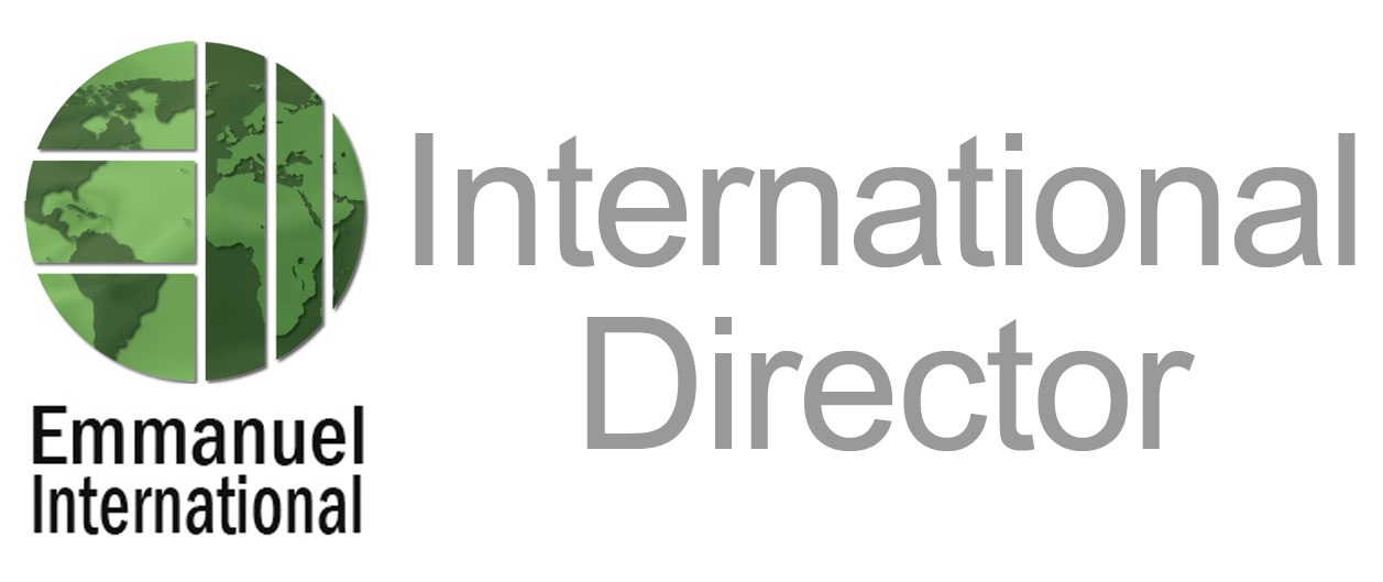 Seeking a new International Director