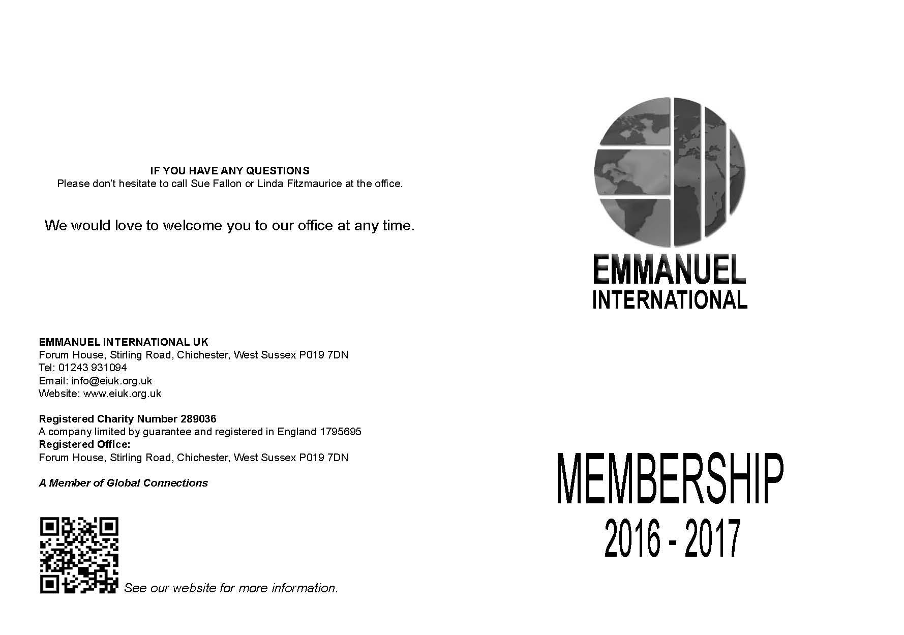Membership 2016-2017