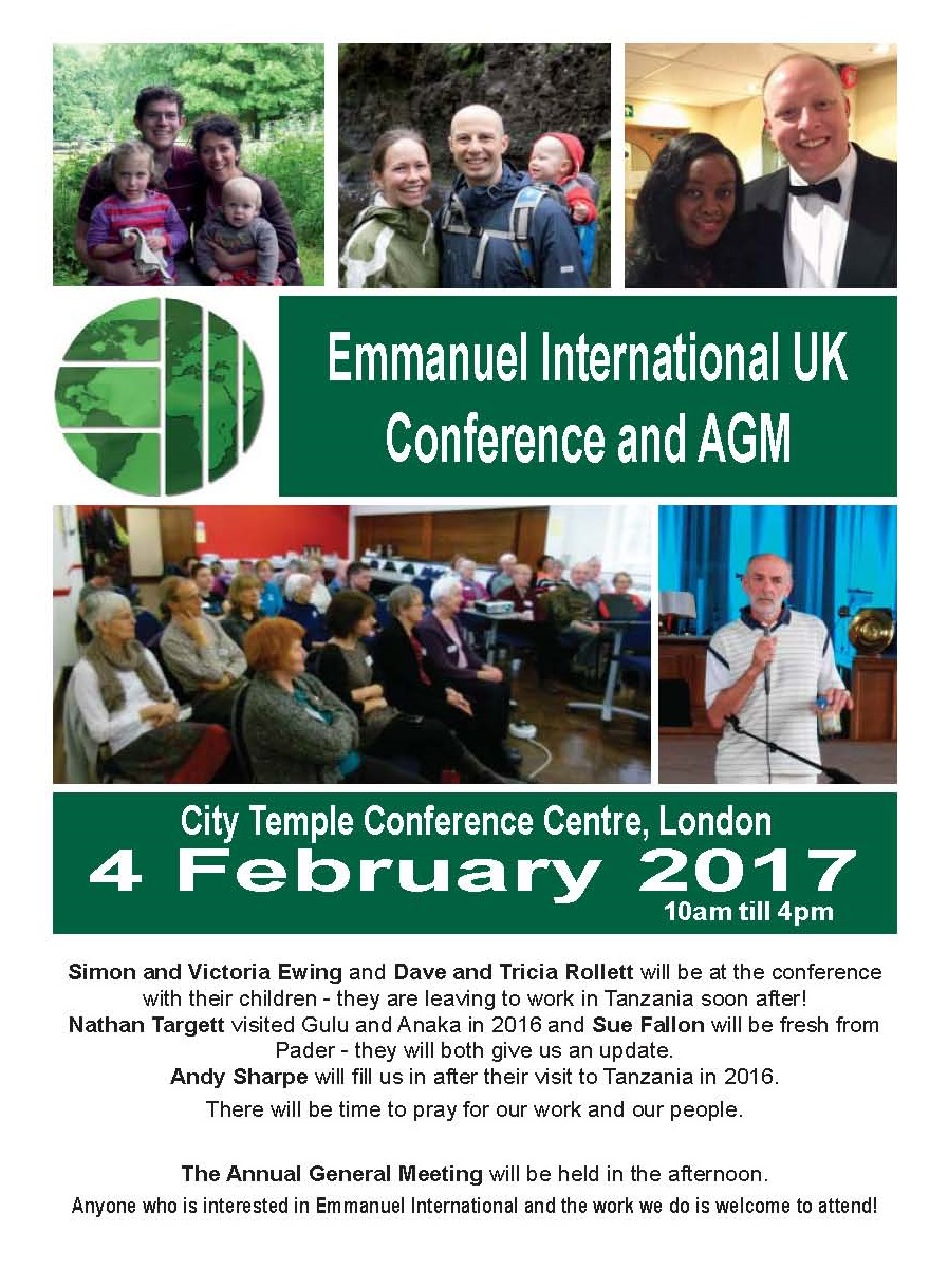 EIUK Annual Conference and AGM 2017