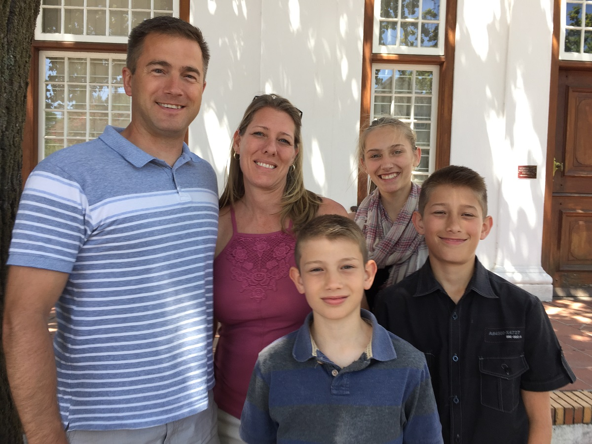 Meet Don and Rachel Sayers and pray for us every day in July 2018