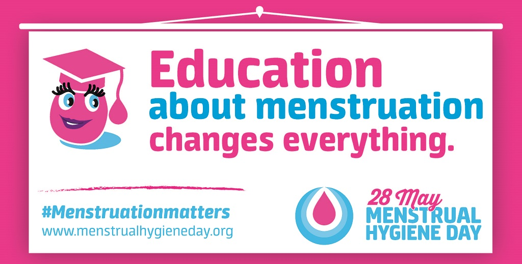 World Menstrual Hygiene Day : 28 May 2017