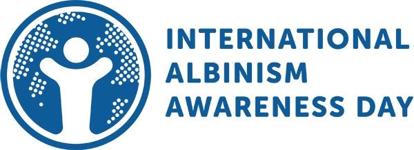 International Albinism Awareness Day : 13 June 2017