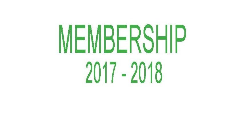 Membership 2017-18