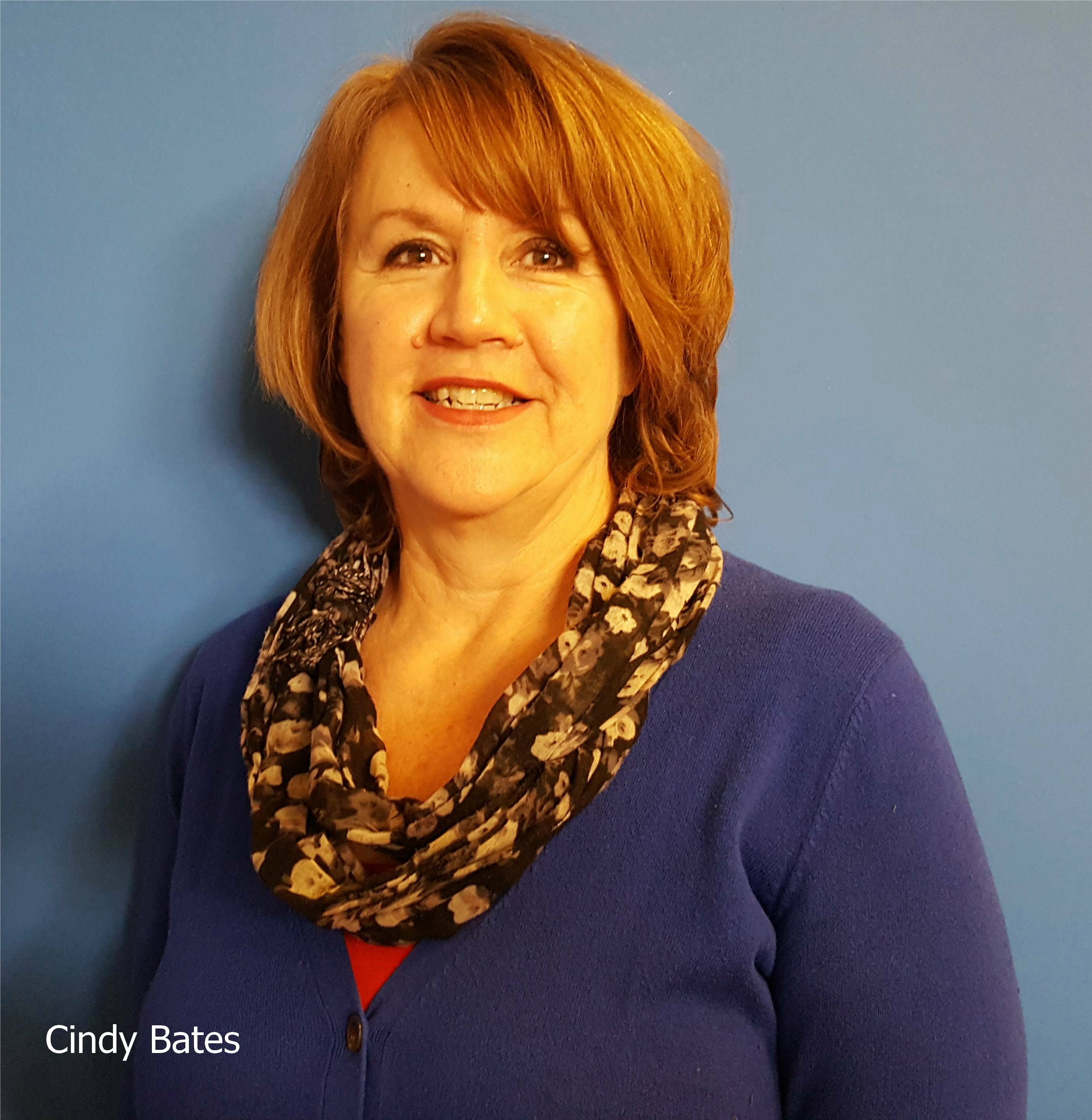 Meet Cindy Bates and pray for us in June 2018