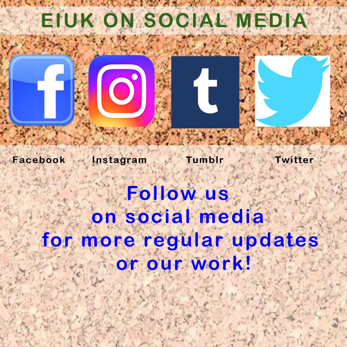 EIUK on Social Media