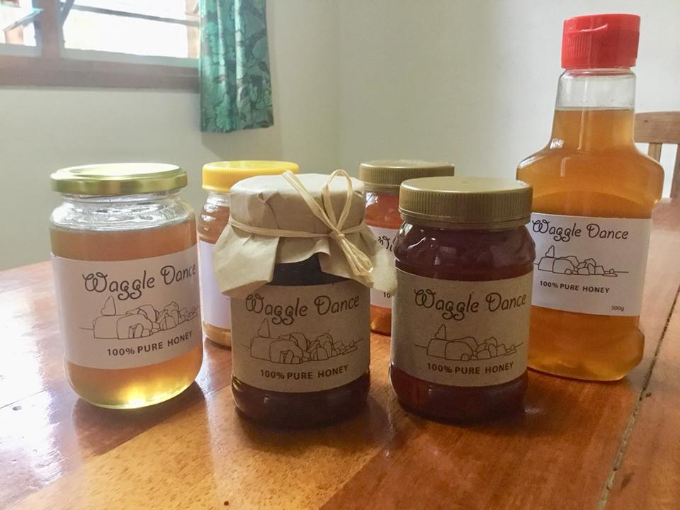 Waggle Dance Honey – watch this video!