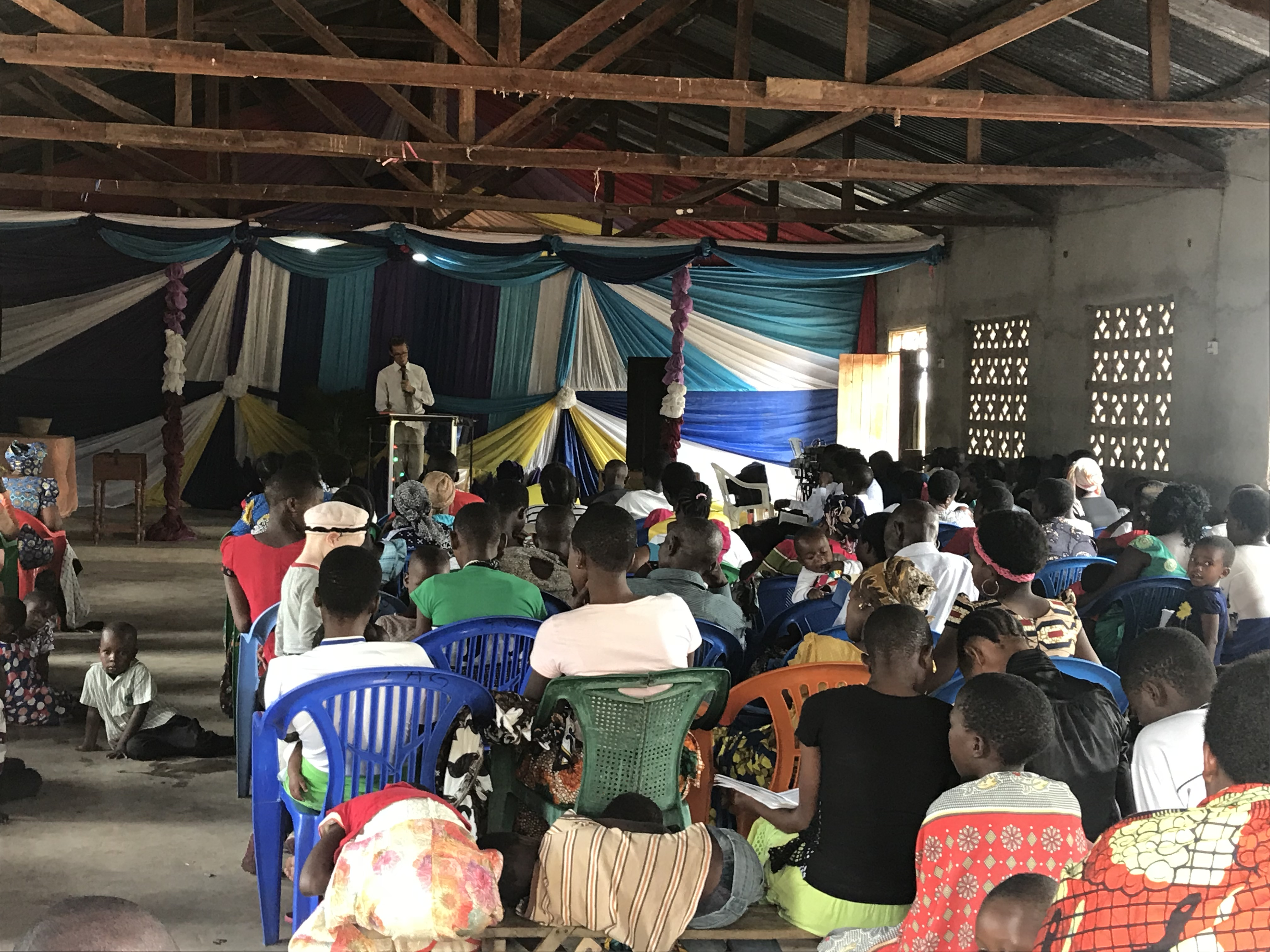 The Entrepreneurship Project in Mwanza, Tanzania (February 2019 Down to Earth)