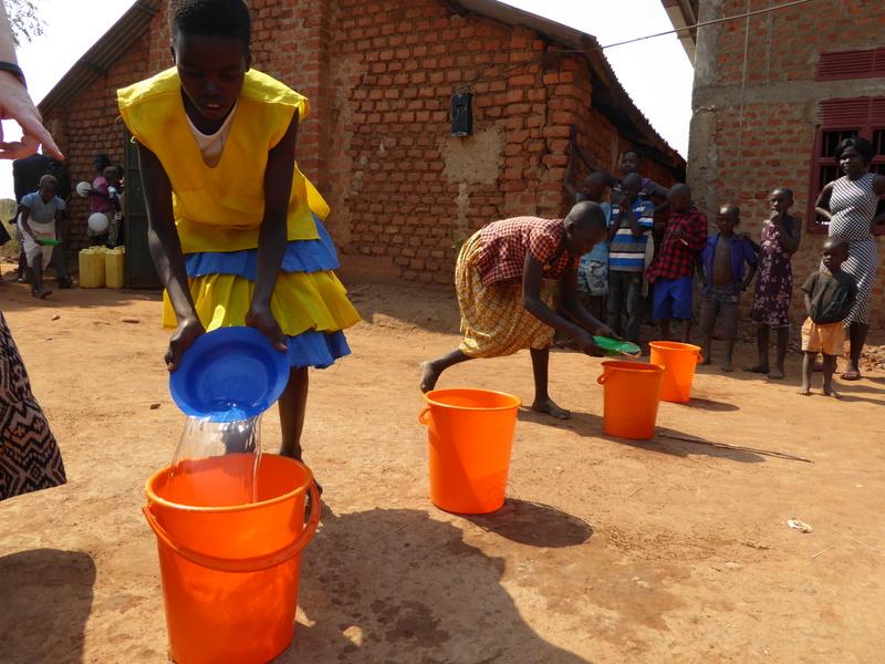 Child Discipleship in Pader, Northern Uganda (May 2019 Down to Earth)