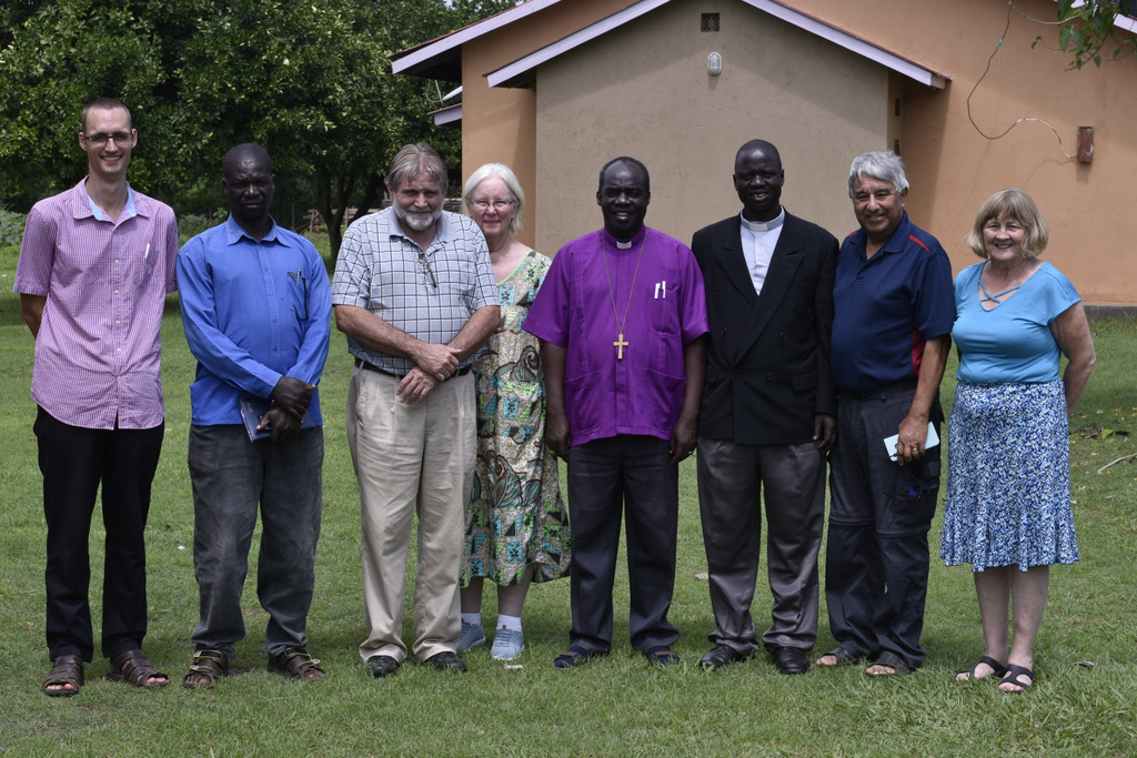 Diocese of Kitgum, Uganda and pray for us every day in October 2019