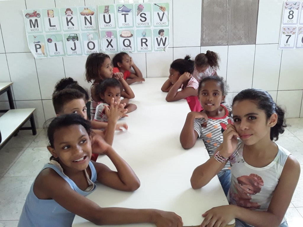 Águas Formosas PROPAC Day Care Center, Brazil and pray for us in November 2019