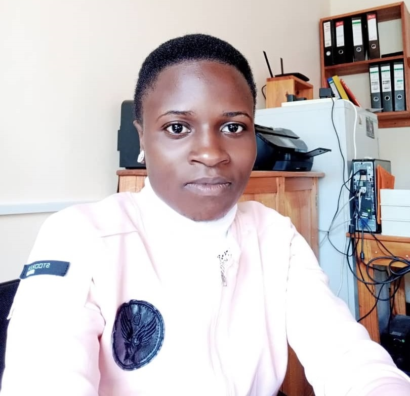Learn about Suzan Nyigo and pray for us every day in June 2020