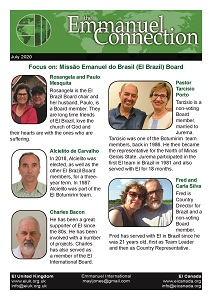 Learn about the EI Brazil board and pray for us every day in July
