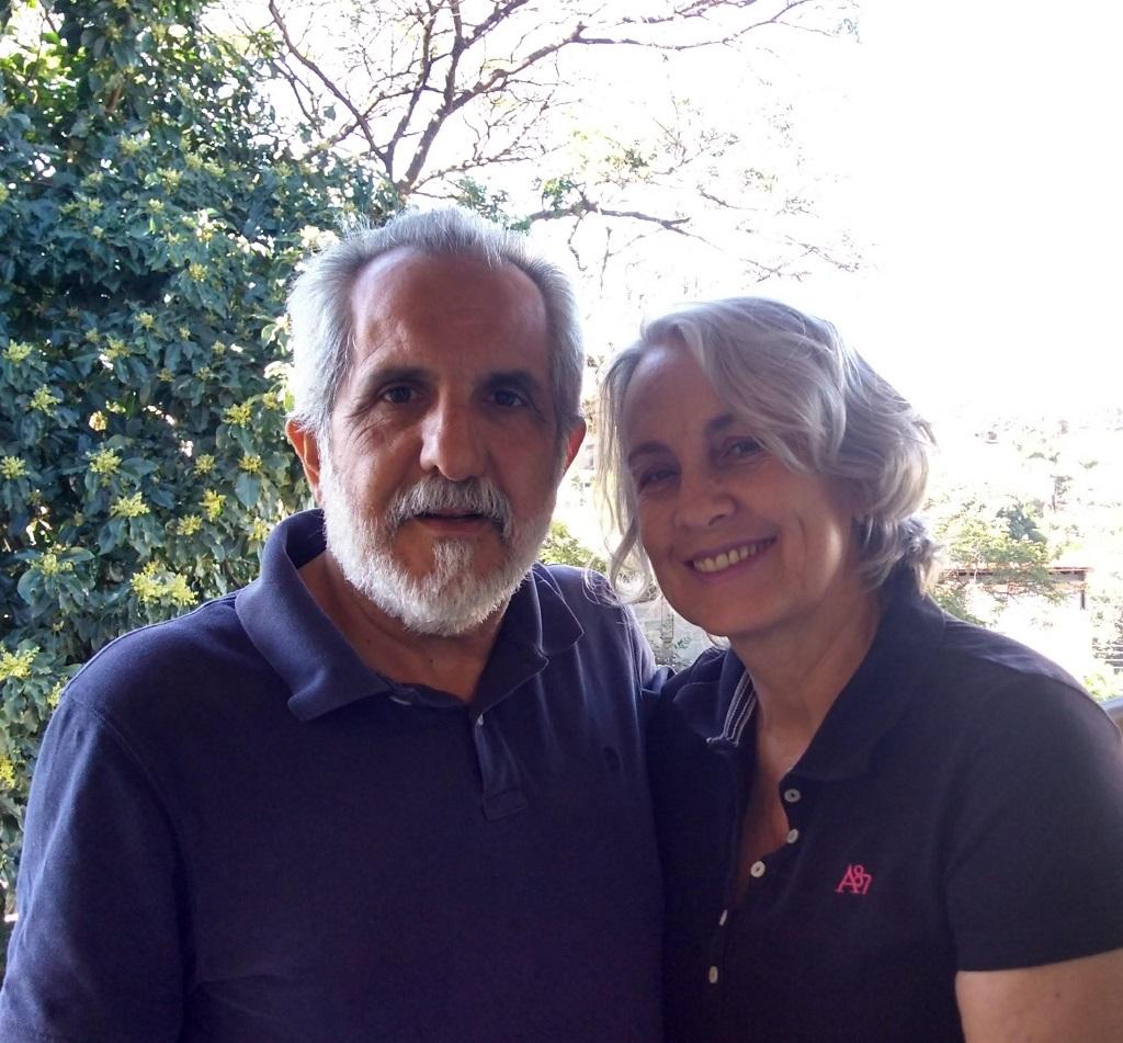 Fred and Carla Silva, serving with EI Brazil (July 2020 Down to Earth)