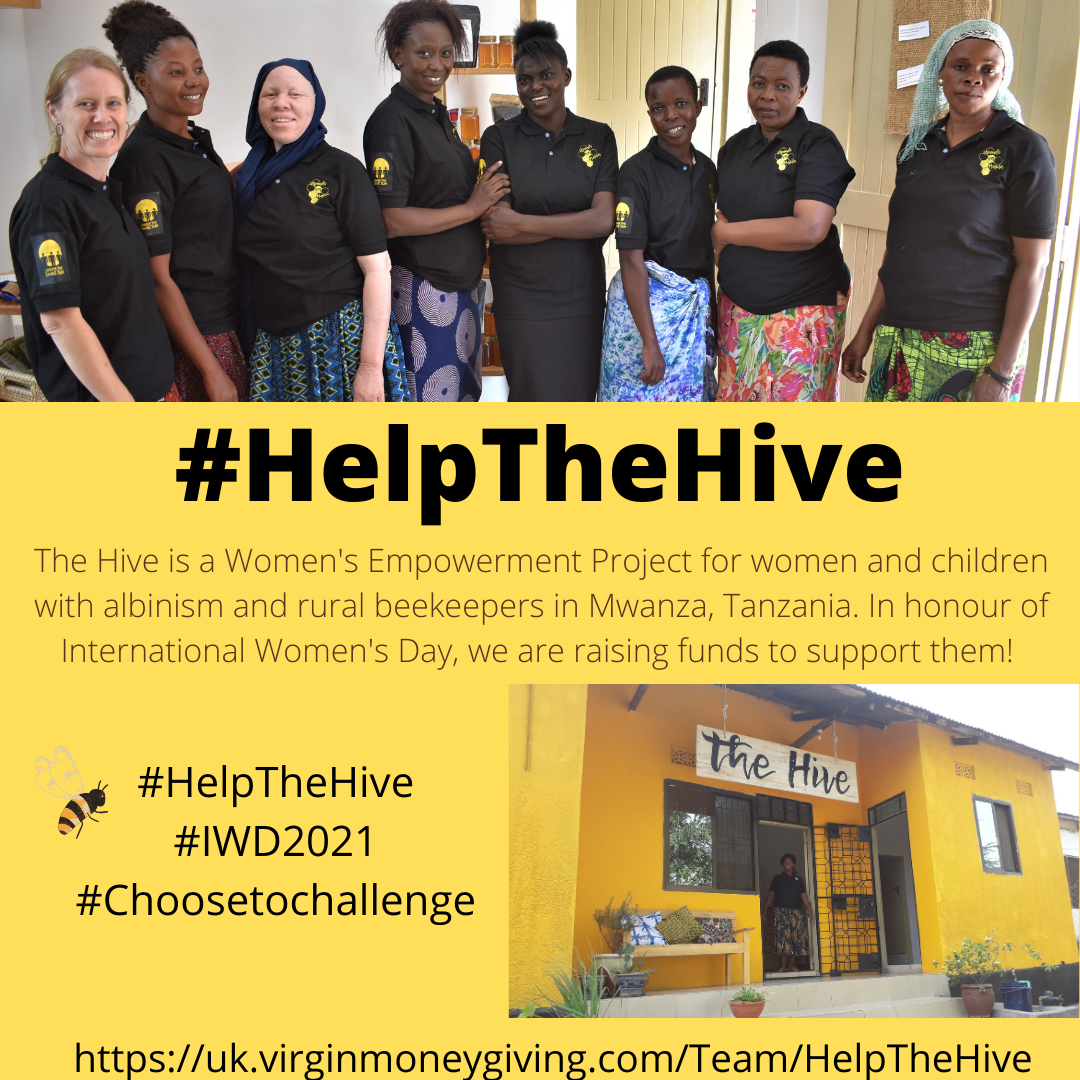 Raising funds for The Hive